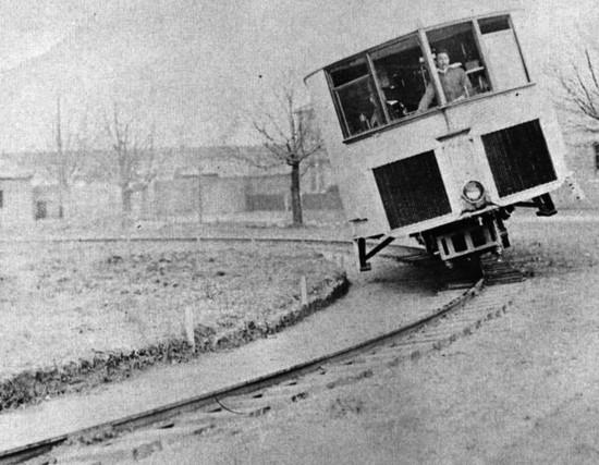 monorail de Louis Brennan